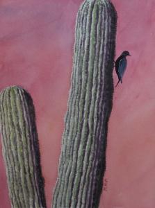 A Prickly Perch